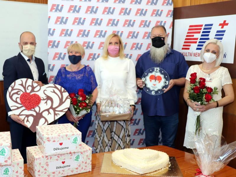 Slovany podpořily Srdce pro sestry