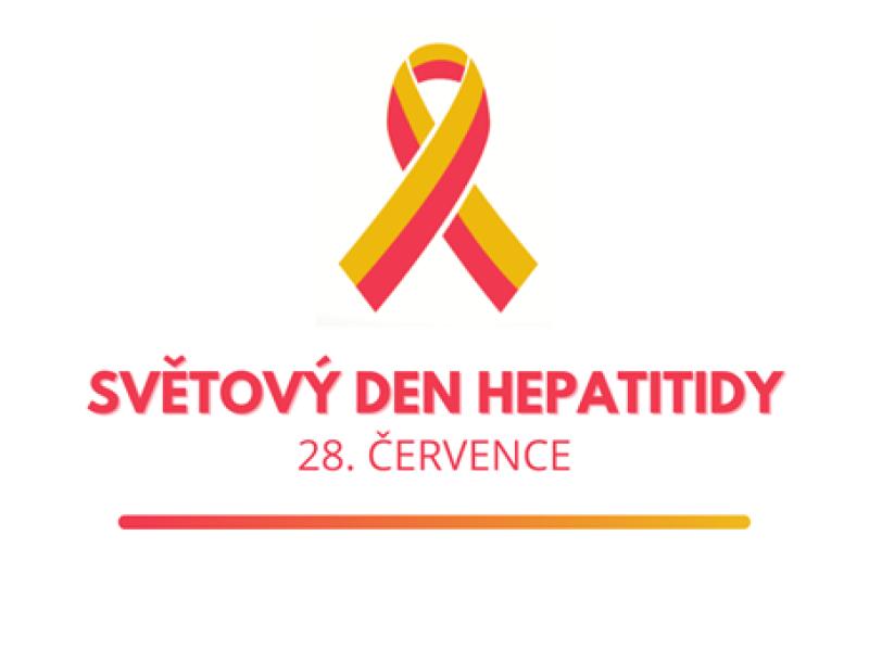 SVĚTOVÝ DEN HEPATITIDY