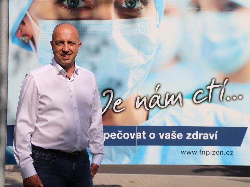 CHCETE SE ZEPTAT? Fakultní nemocnice Plzeň v době covidové