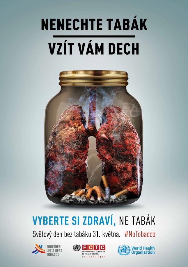 Černý kohout kouření